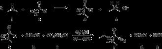 Tabun (nerve agent) - Image: Tabun Synthesis