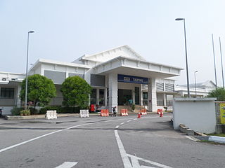 Taiping railway station