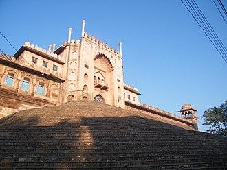 Taj-ul-Masajid - Image: Taj Ul Masajid, Bhopal