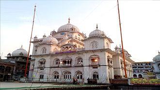 Panj Takht - Takht Sri Patna Sahib.
