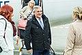 Tallinn Digital Summit. Airport arrivals HoSG Antonio Tajani (37344203472).jpg