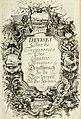 Tapisseries du roy, ou sont representez les quatre elemens et les quatre saisons - avec les devises qvi les accompagnent et leur explication - Königliche französische Tapezereyen, oder überaus schöne (14559139020).jpg