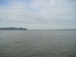 Tappan Zee Natural widening of the Hudson River