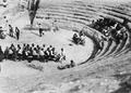 Teatern, fest på orkestran. Soli - SMVK - C00483.tif