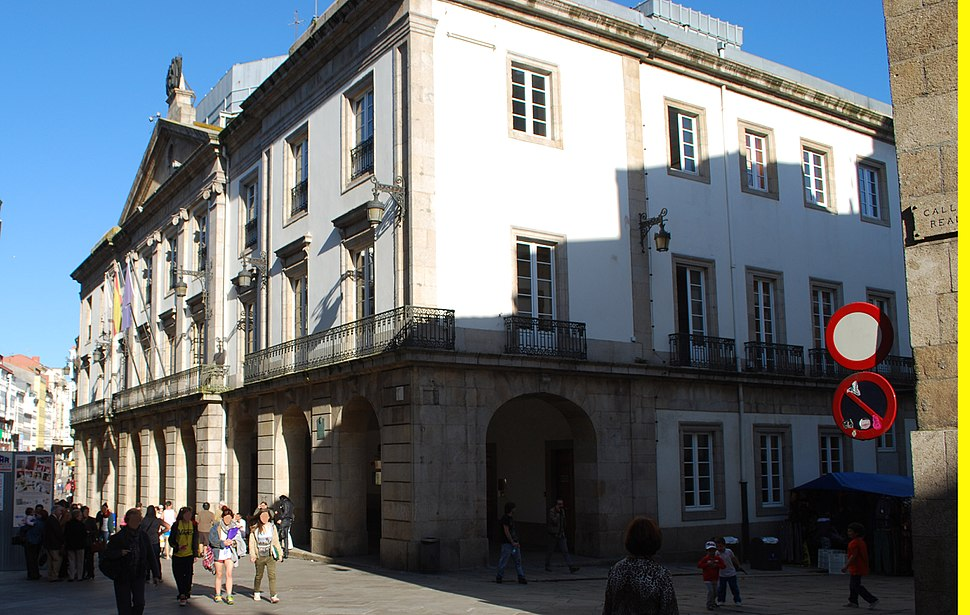 Teatro Rosalía de Castro A Coruña