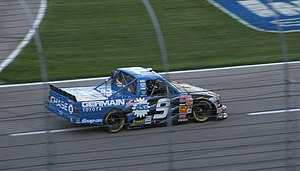 Ted Musgrave - Musgrave's 2006 truck