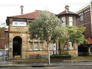 Randwick, New South Wales - Ted Noffs Foundation Headquarters, Easts House
