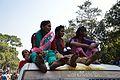 Teenage Girl Participants - Chhath Festival - Strand Road - Kolkata 2013-11-09 4370.JPG