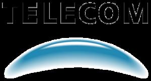 Telecom Argentina - Image: Telecom arg logo