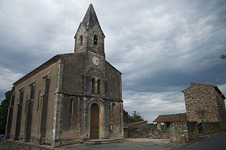 Castelnau-Valence Commune in Occitanie, France