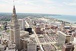 Terminal Tower in Cleveland