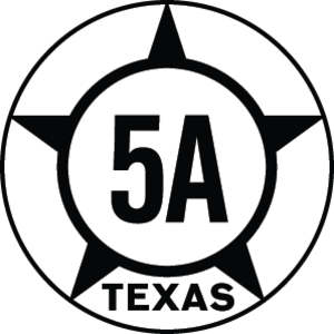 Texas State Highway 5 - Image: Texas Hist SH5A