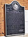 Texas Historical Commission Plaque on Former School Book Depository Building, Dallas, Aug 2019.jpg