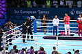 Teymur Mammadov at the awarding ceremony of the 2015 European Games 2.JPG