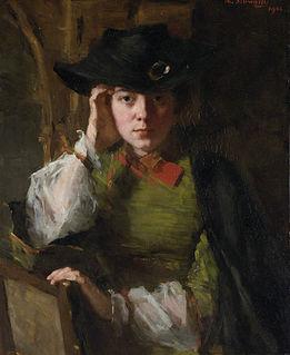 Lizzy Ansingh Dutch painter