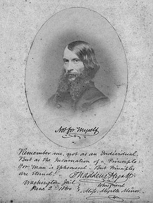 Thaddeus Hyatt - Thaddeus Hyatt (1860)