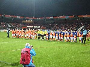 Thailand women's national football team - Thailand vs Netherlands friendly match