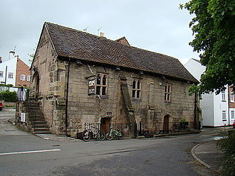 Darley Abbey - The Abbey Pub