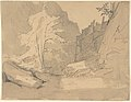 The Bode Valley with Rocks and Trees; verso- Landscape Studies MET DP803694.jpg