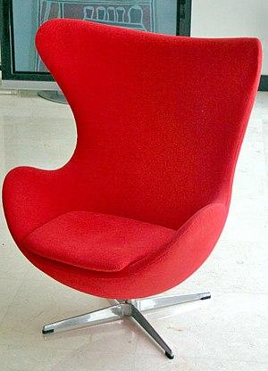 Egg (chair) - The Egg Chair