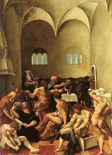 Girolamo del Pacchia Italian painter