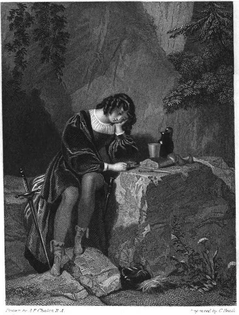 The Keepsake 1829, Adalinda.jpg