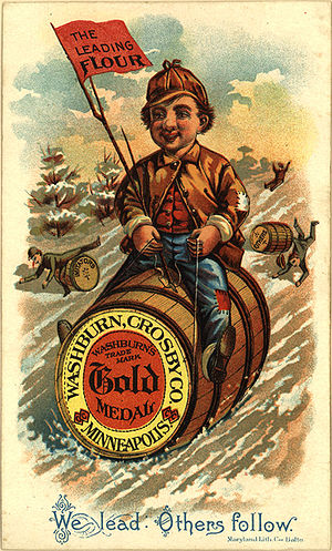 General Mills - Advertisement, late 1880s