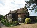 The Oast, Burnt House Farm, Heathfield Road, Burwash Weald, East Sussex - geograph.org.uk - 1317918.jpg