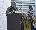 The Prime Minister, Shri Narendra Modi addressing at the Banaras Hindu University, at Varanasi, Uttar Pradesh on December 22, 2016 (2).jpg