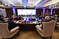 The Prime Minister, Shri Narendra Modi addressing the Plenary Session of ASEAN-India Commemorative Summit, in New Delhi on January 25, 2018 (2).jpg