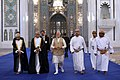 The Prime Minister, Shri Narendra Modi visiting the Sultan Qaboos Grand Mosque, which is the biggest mosque in Oman, in Muscat on February 12, 2018 (6).jpg