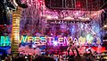 The Rock defeats John Cena at Wrestlemania XXVIII (7206120324).jpg