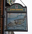 The Sign of The Empress - geograph.org.uk - 950993.jpg