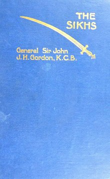 The Sikhs (Gordon).djvu