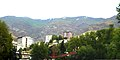 The Summer View of Mountains,Darband Ave.,Tehran - panoramio.jpg