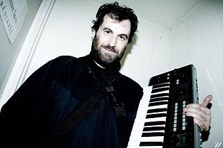 The Supermen Lovers French musician