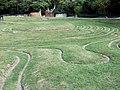 The Turf Maze, Saffron Walden.jpg