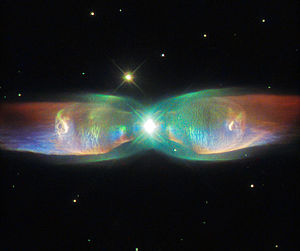 M2-9 - Image: The Twin Jet Nebula