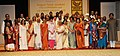 The Union Minister for Housing and Urban Poverty Alleviation and Culture, Kum. Selja with the Sangeet Natak Akademi Fellowships and Sangeet Natak Akademi Awards-2010 winners, in New Delhi. The Secretary.jpg