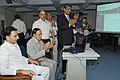 The Union Minister for Petroleum and Natural Gas, Shri Murli Deora launched the 9th round of exploration block under New Exploration Licensing Policy (NELP-IX), in New Delhi on October 15, 2010.jpg