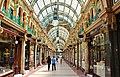 The Victoria Quarter shopping arcade in Leeds, United Kingdom (22462938467).jpg