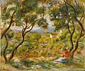 The Vineyards at Cagnes Pierre-Auguste Renoir 1908.jpg