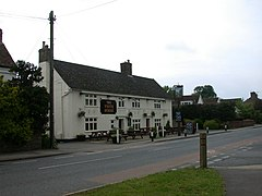 The White Horse, Milton - geograph.org.uk - 823095.jpg