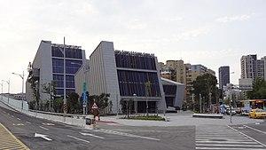 The Xiqu Center of Taiwan - Image: The Xiqu Center of Taiwan 20170405a