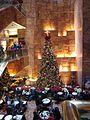 The atrium inside Trump Tower (December 2010).jpg