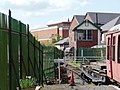 The end of the yard, Oswestry - geograph.org.uk - 1858337.jpg