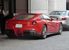 Ferrari F12berlinetta — Wikipédia