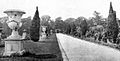 The terrace Suttton Scarsdale Hall 1919.jpg