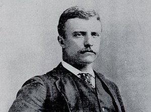 New York City Police Commissioner - Image: Theodore Roosevelt, New York City police commissioner