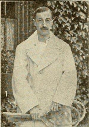 Theodore Mavrogordato - Mavrogordato in 1914